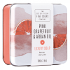 Pink Grapefruit & Argan Oil Soap (100 g) in der Dose