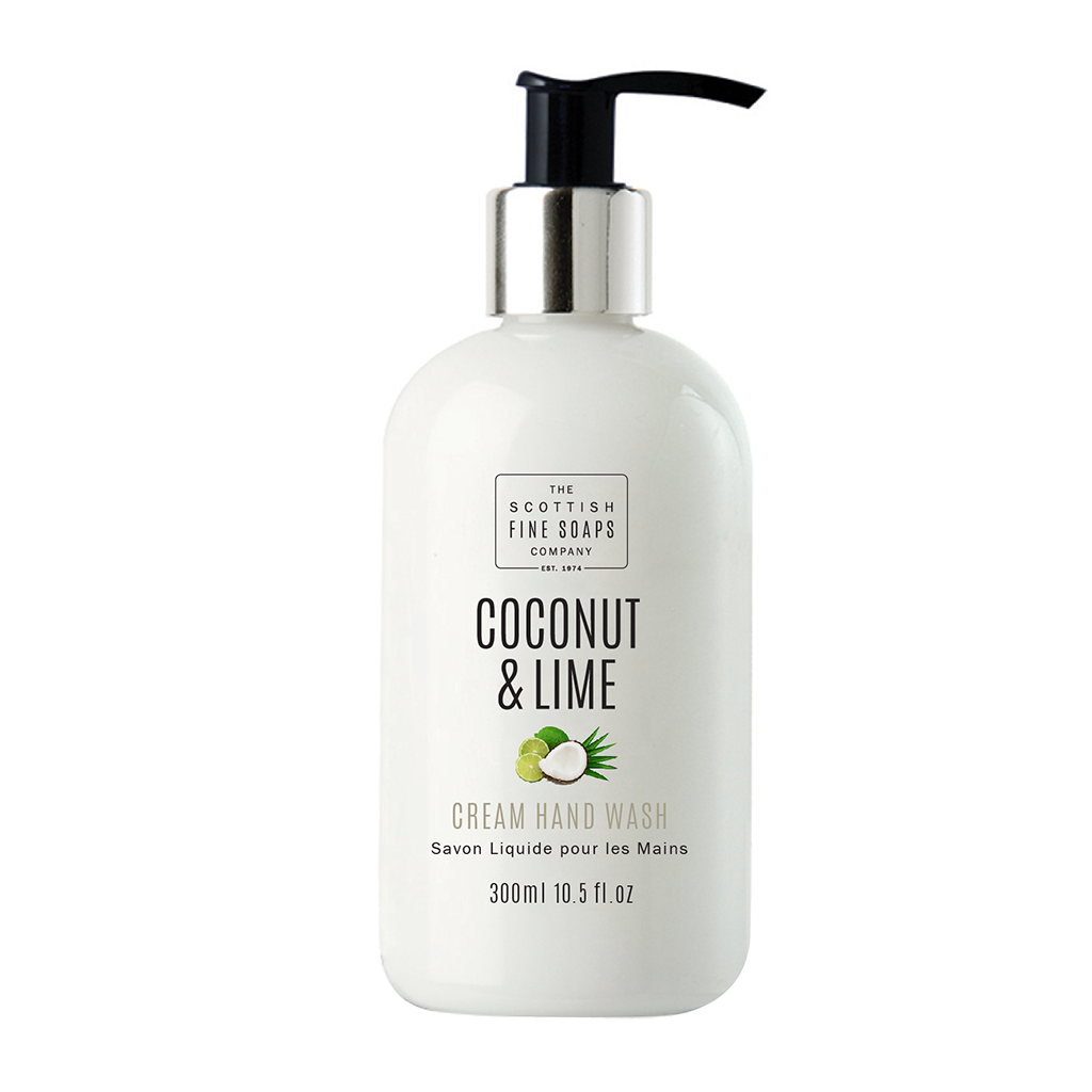 Coconut & Lime Hand Wash (300 ml)