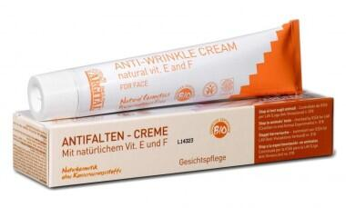 Anti-Faltencreme mit Vitaminen (50 ml)