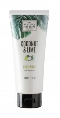 Coconut & Lime Body Wash (200 ml)