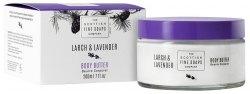 Larch & Lavender Body Butter (200 ml) im Glastiegel
