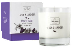 Larch & Lavender Duftkerze (220 g)
