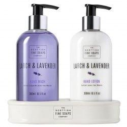 Larch & Lavender Hand Care Set (2 x 300 ml)