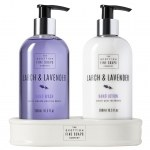 Larch & Lavender Hand Care Set (2 x 300 ml)