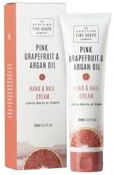 Pink Grapefruit & Argan Oil Hand Nail Cream (100 ml)