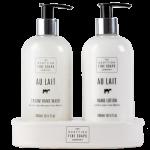 Au Lait Hand Care Set (2 x 300 ml)