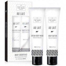 Au Lait Body Essentials (2 x 100 ml)