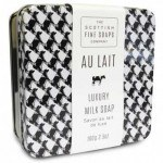 Au Lait Soap (100 g) in der Dose