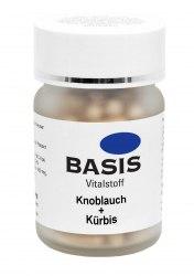 Knoblauch + Kürbis Kapseln