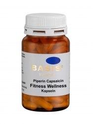 Piperin Capsaicin Fitness Wellness Kapseln