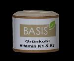 Grünkohl Vitamin K1 & K2 Kapseln