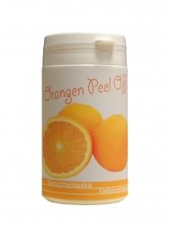 Orangen Peel off erfrischende Gesichtsmaske